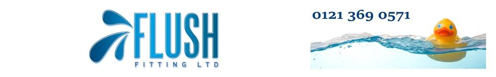 Flush Fitting Ltd., site logo.