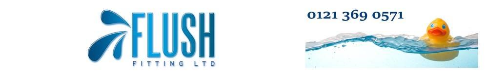 Flush Fitting Ltd., site logo.