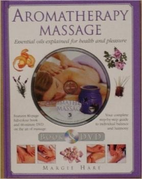 Aromatherapy Massage by Maggie Hare (B011)