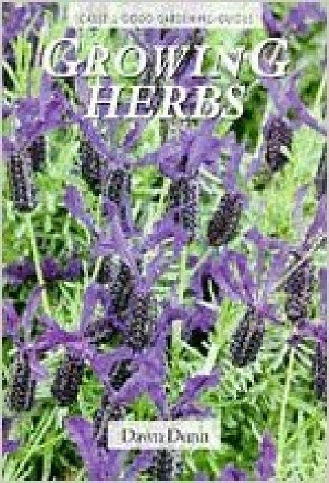 Growing Herbs by Dawn Dunn