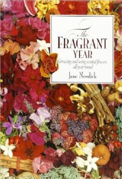 The Fragrant Year by Jane Newdick