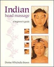 Indian Head Massage by denise whichwllo Brown