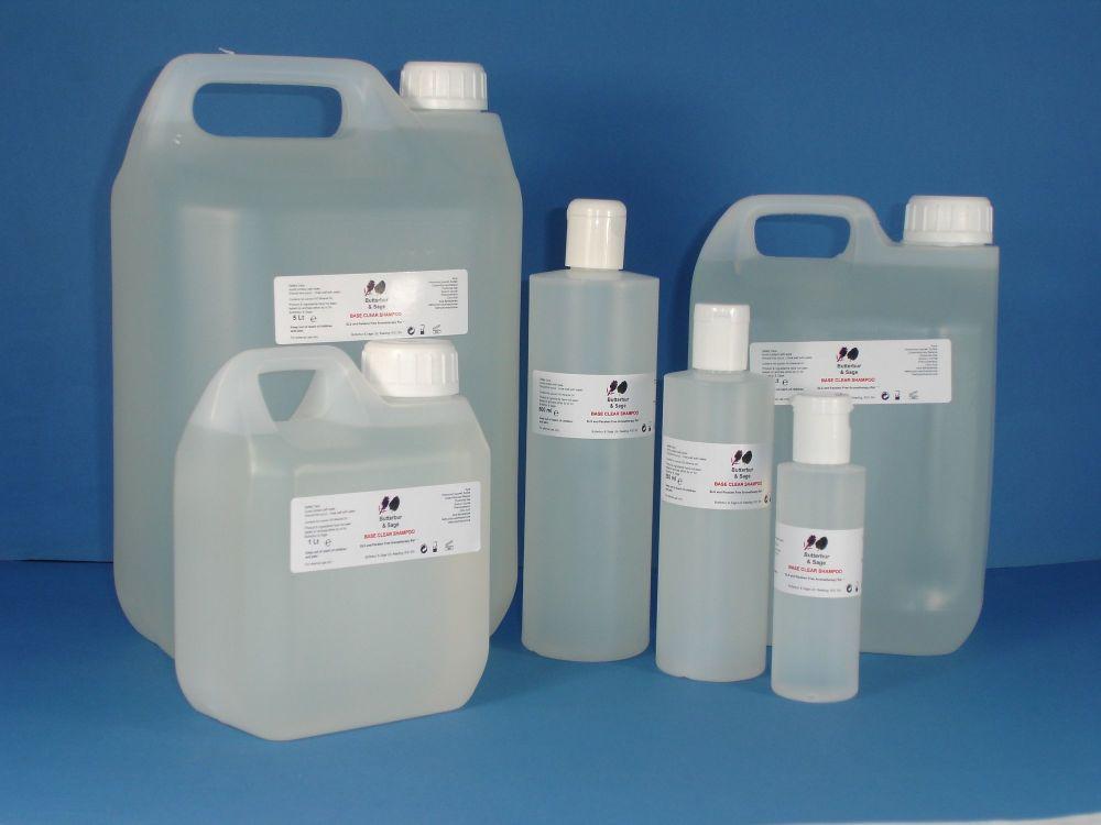 Almond Clear Shampoo 250ml (256)