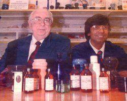 Founders Bernie Saunders and Sandy Sage