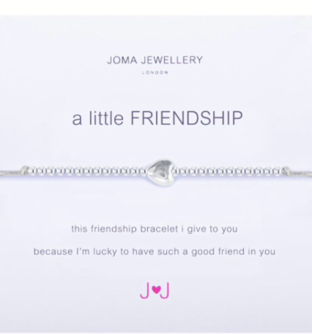 Joma jewellery , a little friendship