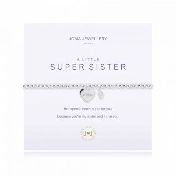 "Joma Jewellery ""a little Super Sister Bracelet"""