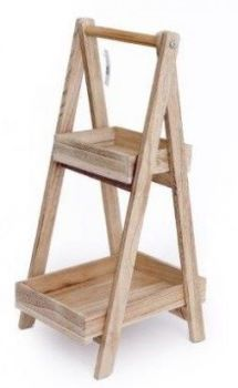 2 Tray A Frame Stand