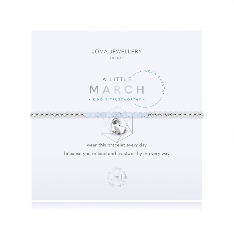 Joma a littles  MARCH
