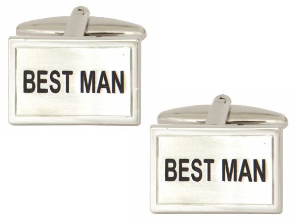 Best Man Cufflinks