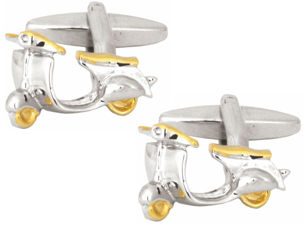 Moped Cufflinks