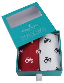 Tractor Design Handkerchiefs