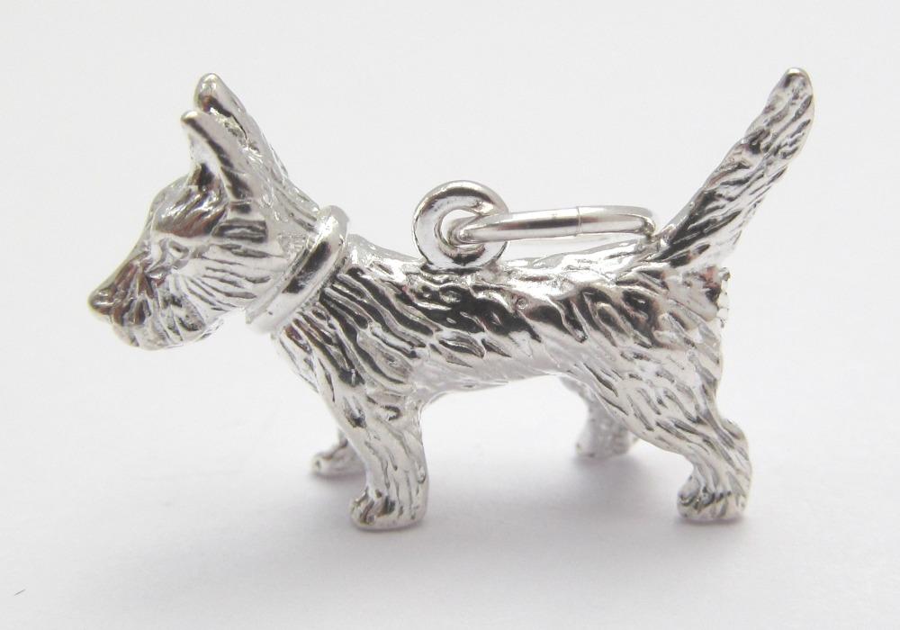 Scotts Terrier Charm