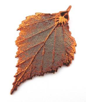 Copper Birch Pendant - Medium