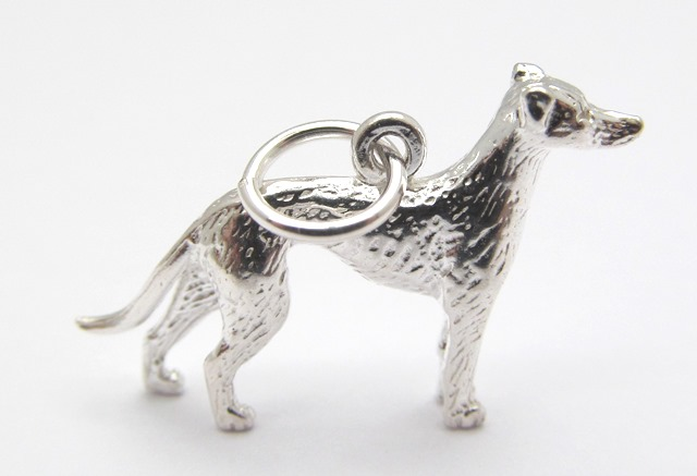 Greyhound Charm