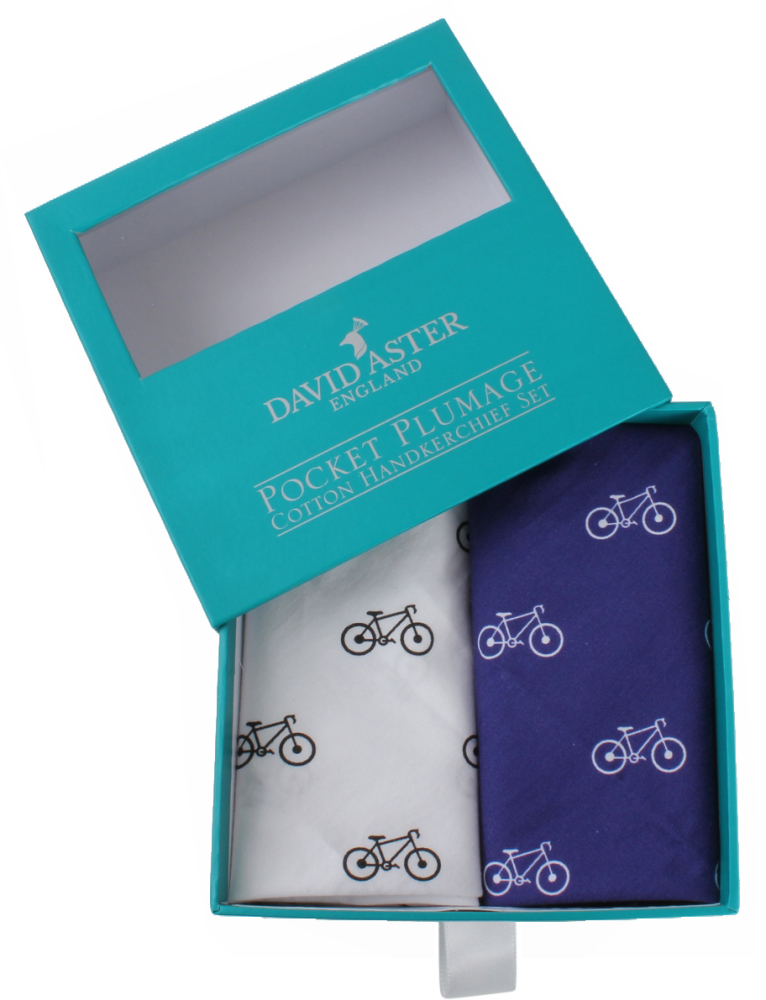 Bicycle Design Handkerchiefs