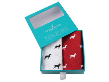 Dog Design Handkerchiefs