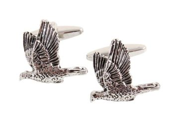 Game Bird Cufflinks