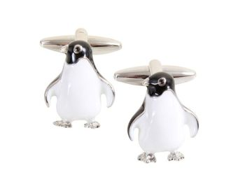 Penguin Cufflinks