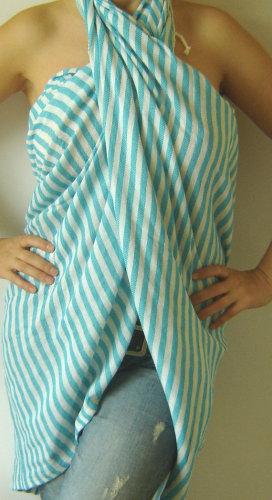 tt aqua sarong