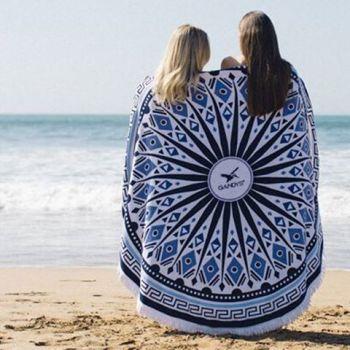 round towel promo