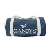 Duffle Bag - Mandala Print - Blue