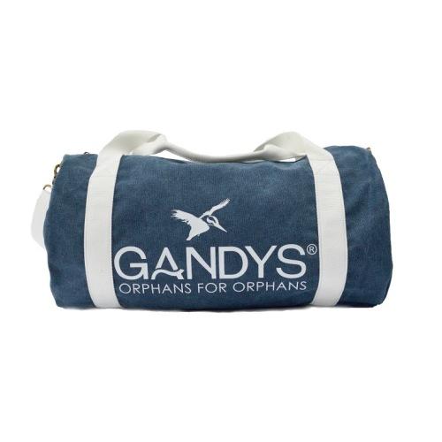 Duffle Bag - Madella Print - Blue