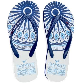 Gandys Flip Flop - Bohemian Mandala Print