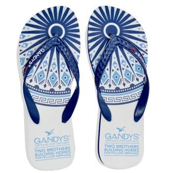 Gandys Flip Flop - Bohomemian Mandela