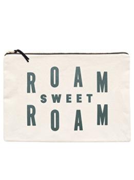 Travel Pouch - Large - Roam Sweet Roam