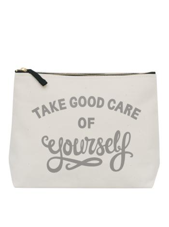 Large Wash Bag - Take Good Care