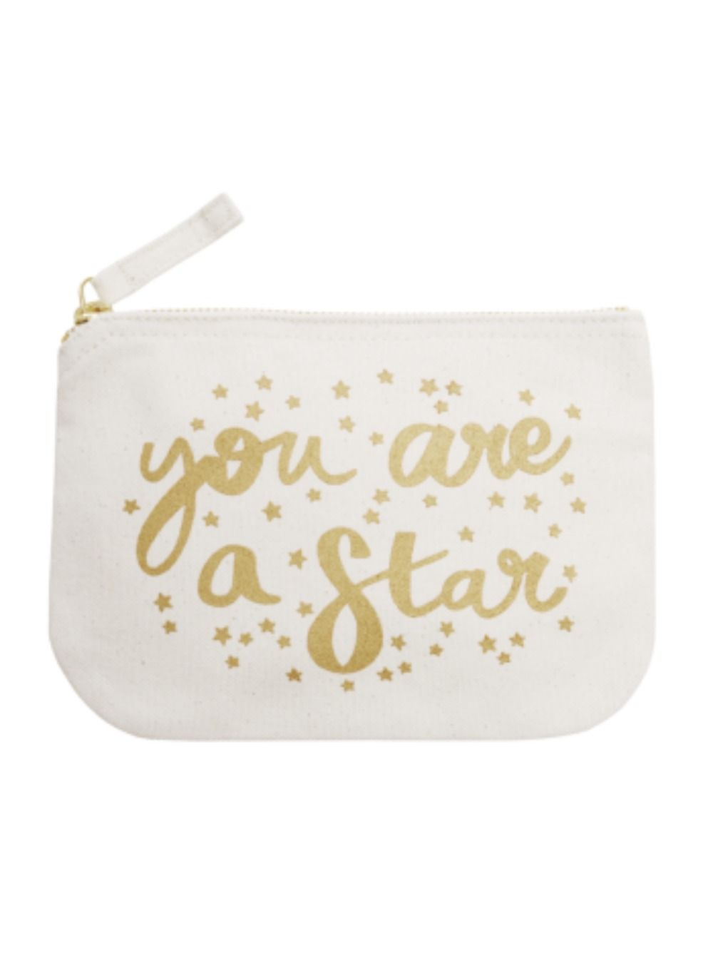 Cotton Pouch - You Are A Star