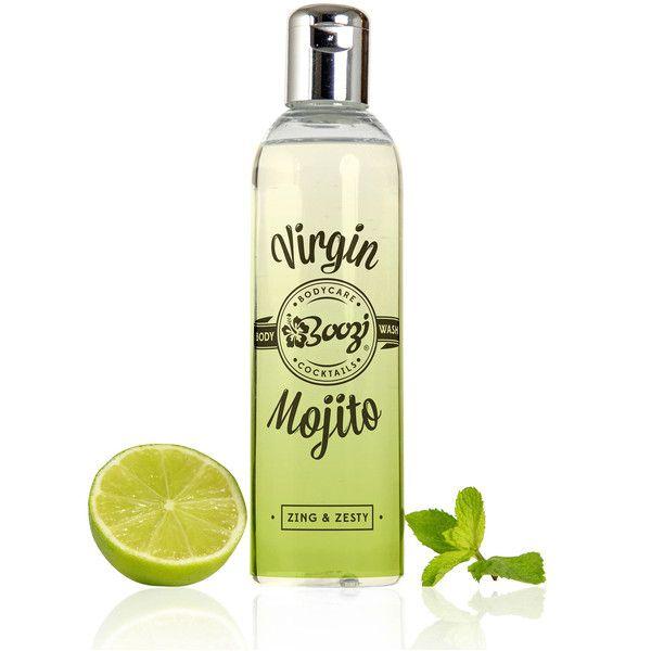 Lime & Mint - Virgin Mojito Body Wash