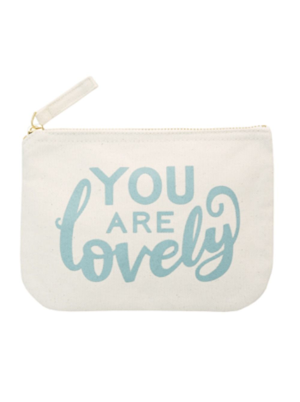 Small Make Up Pouch - You Are Lovely