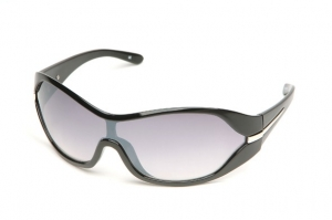 Ladies Fashion Shield Sunglasses