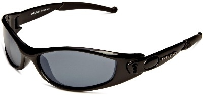 Polarized Sporty Sunglasses - Grey Flash