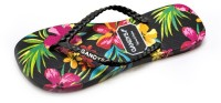 Gandys Flip Flop - Tropical Flower - Womens