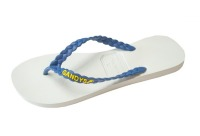 Gandys Flip Flop - Great White - Mens