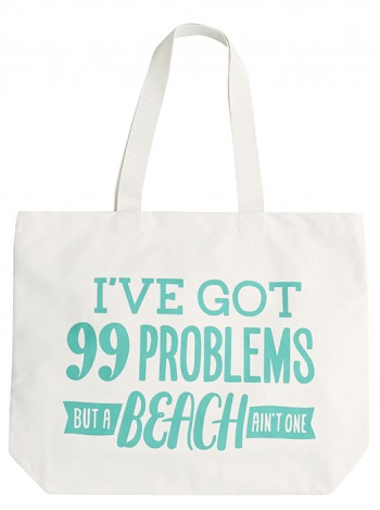 beach bag 99 problems