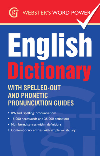 Websters English Dictionary