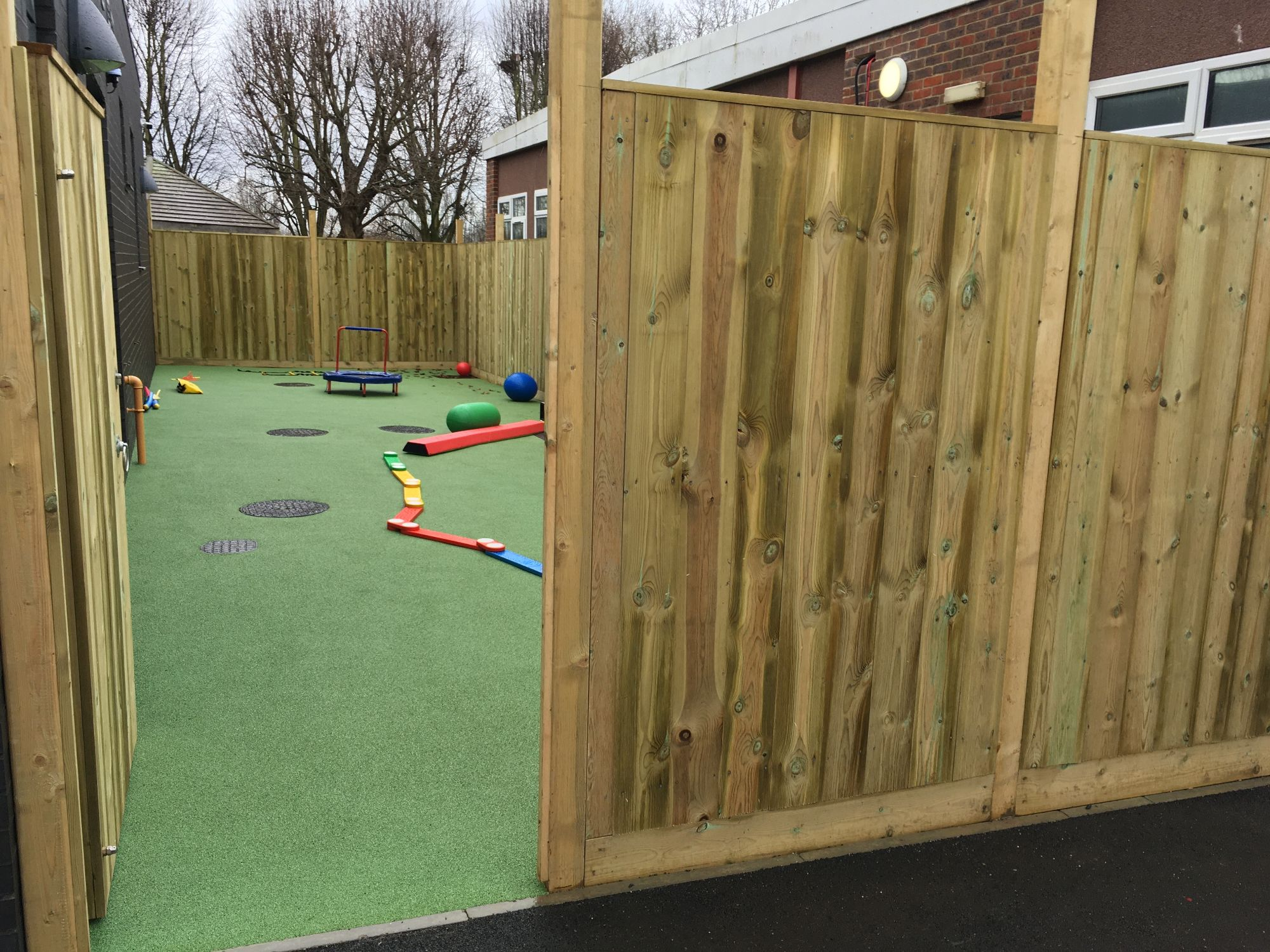 New Autism Facility – Outdoor Space