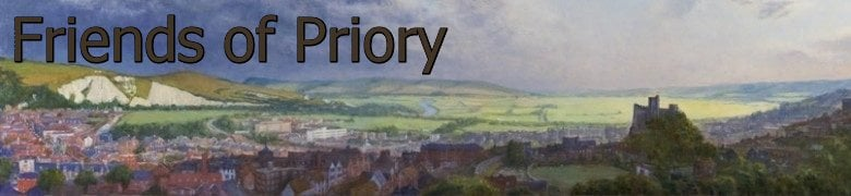 Friends of Priory, site logo.