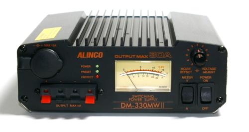 ALINCO DM-330-MW-II Switching Power Supply 30 amp