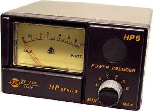 ZETAGI HP6 POWER REDUCER