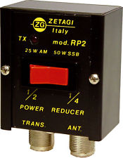 ZETAGI RP2 2-LEVEL POWER REDUC REDUCER