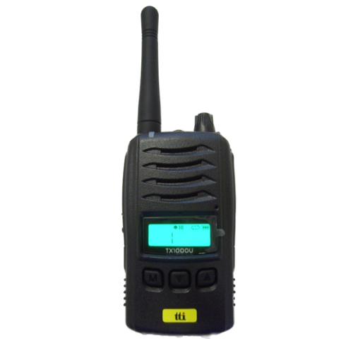 TTI TX-1000U IP67 RATED PMR446 TRANSCEIVER (LICENCE FREE)