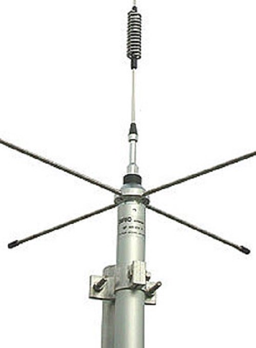 SIRIO GP365-470C BASE ANTENNA 365-470MHz