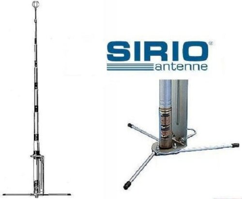 SIRIO GPE27 5/8 WAVE BASE ANTENNA