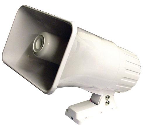 SR-702 LARGE PA HORN SPEAKER (MAX 30W) P110