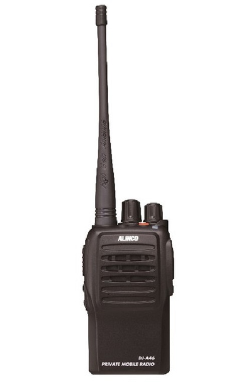 ALINCO DJ-A-46-E HANDHELD RADIO PMR-446