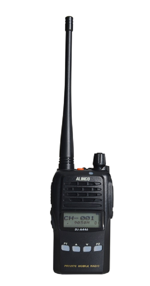 ALINCO DJ-A-446-E portable radio PMR-446